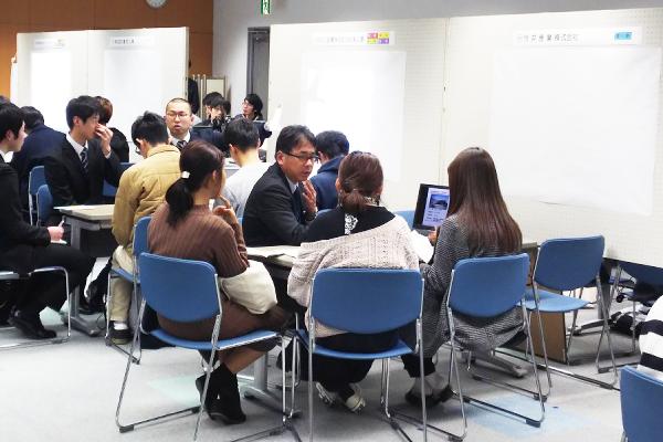 松江テクノフォーラム 企業紹介 -2018-の様子
